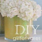 diy-glitter-vases